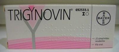 Anticonceptivas Trigynovin