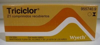 Anticonceptivas Triciclor