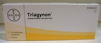 Anticonceptivas Triagynon