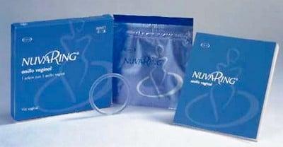 Anillo Vaginal - NuvaRing