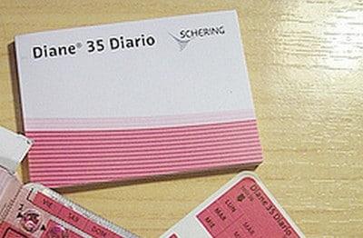 Anticonceptivas Diane 35 Diario