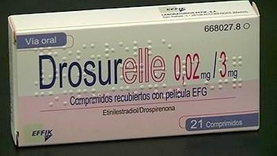 Anticonceptivas Drosurelle