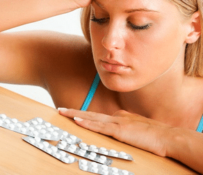 anticonceptivas orales problemas